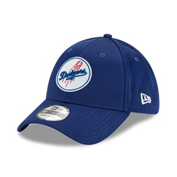 Los Angeles Dodgers Clubhouse Blue 39THIRTY Cap