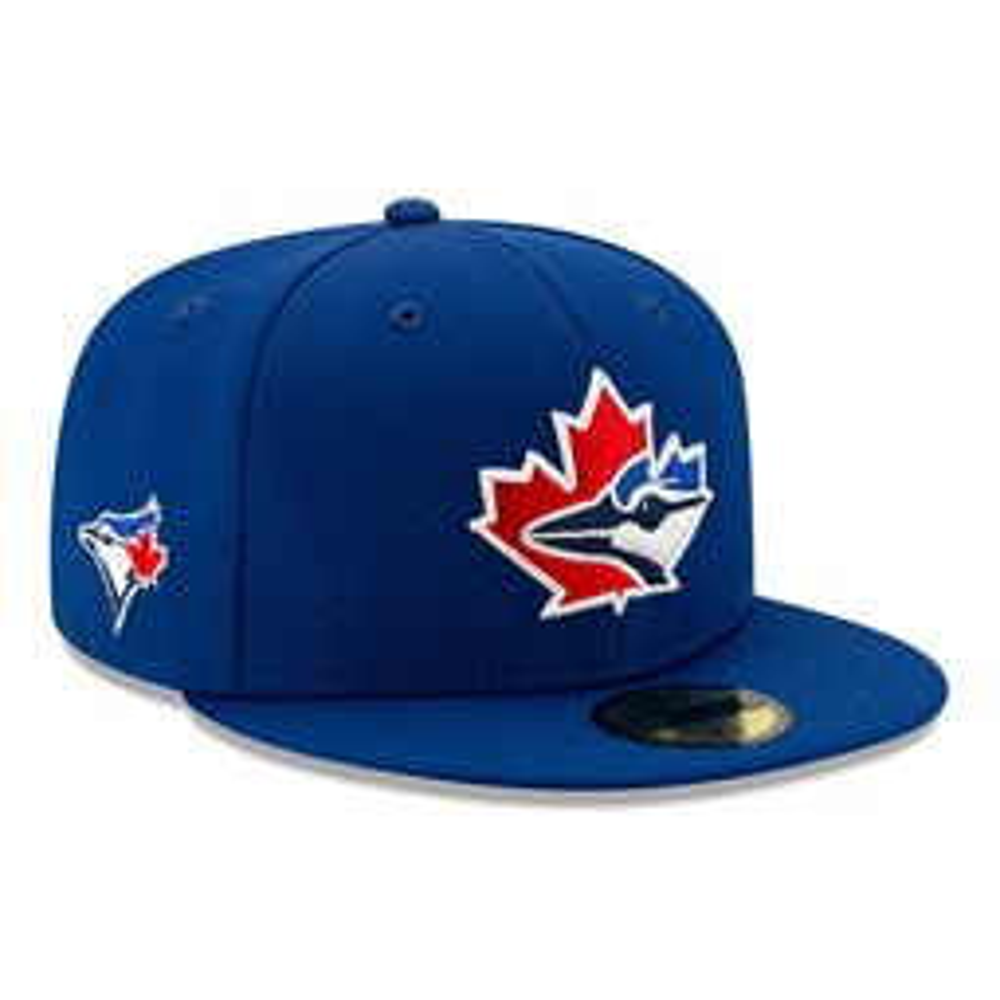 Gorra Toronto Blue Jays Batting Practice 59FIFTY, azul