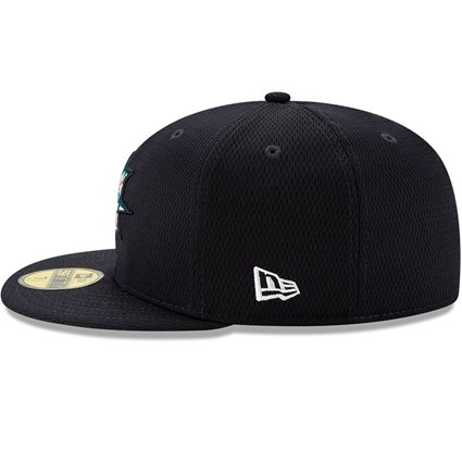 Seattle Mariners Navy Batting Practice 59FIFTY Cap