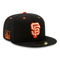 Gorra San Francisco Giants Batting Practice 59FIFTY, negro