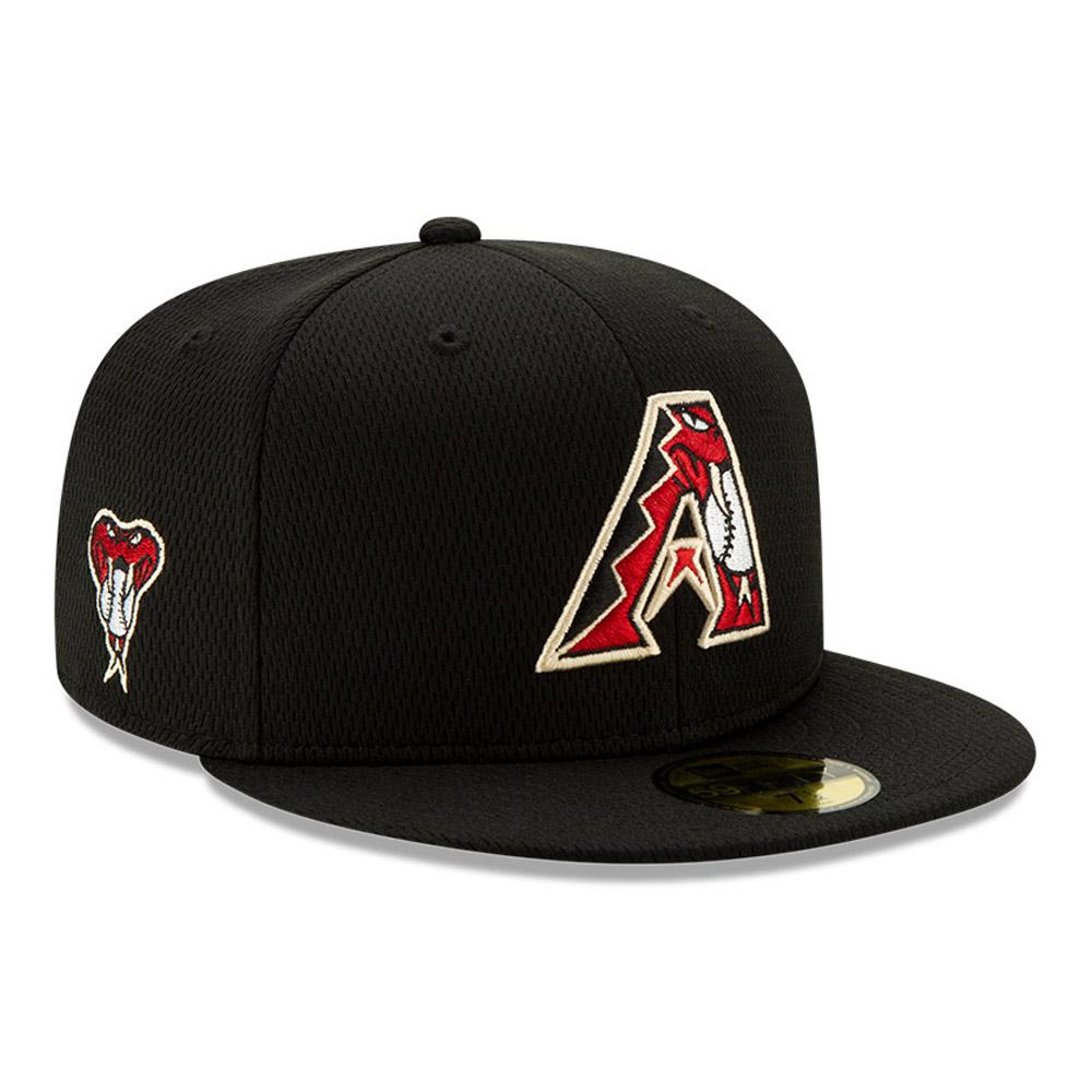 Arizona Angels Black Batting Practice 59FIFTY Cap