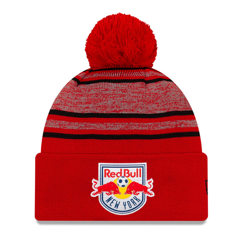 New York Red Bulls Red Knit