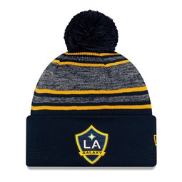L.A. Galaxy Navy Striped Bobble Knit