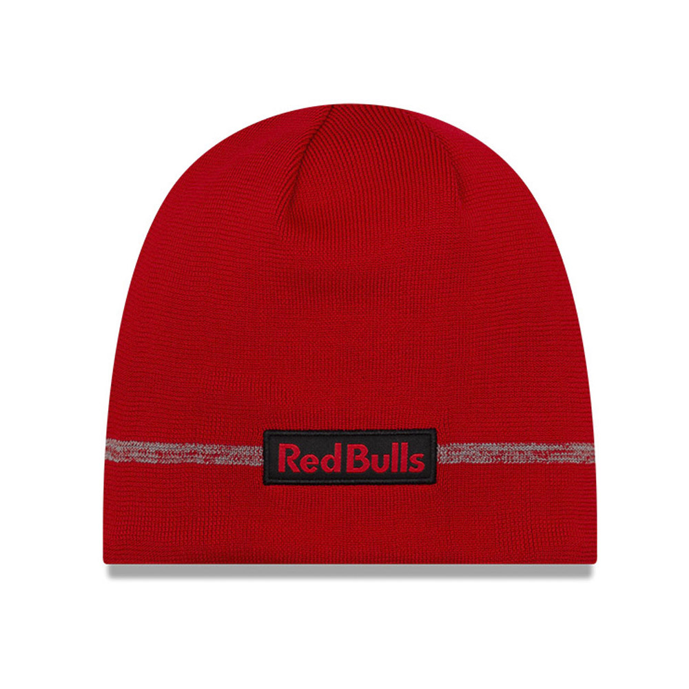 New York Red Bulls Red Beanie Hat