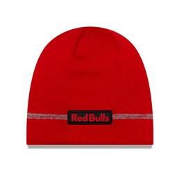 Beanie der New York Red Bulls in Rot