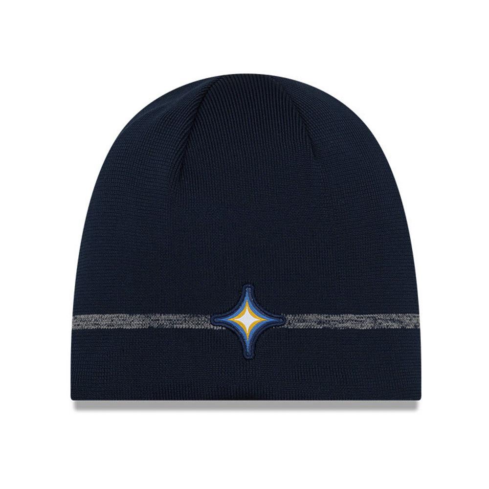 Beanie der L.A. Galaxy in Marineblau
