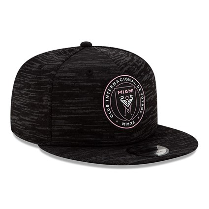 Inter Miami Black 9FIFTY Cap