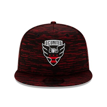 D.C. United Red Striped 9FIFTY Cap