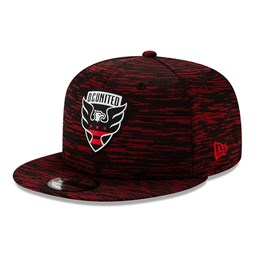 Casquette rayée rouge 9FIFTY D.C. United
