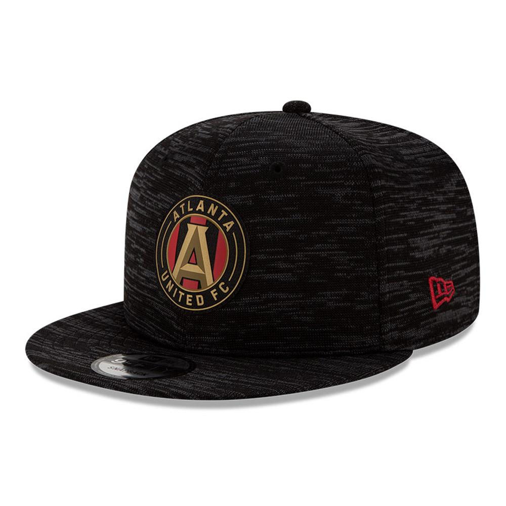 Gorra Atlanta United FC 9FIFTY, negro