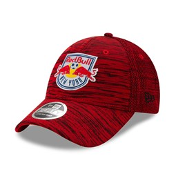 Stretch Snap 9FORTY-Kappe der New York Red Bulls in Rot