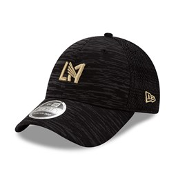 Cappellino 9FORTY Stretch Snap del Los Angeles FC nero