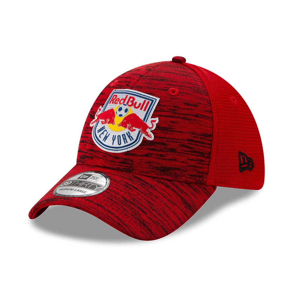 Gorra New York Red Bulls 39THIRTY, rojo