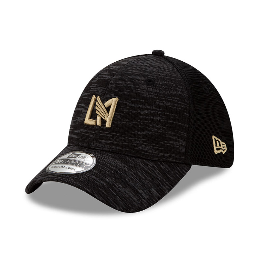 Gorra Los Angeles FC 39THIRTY, negro