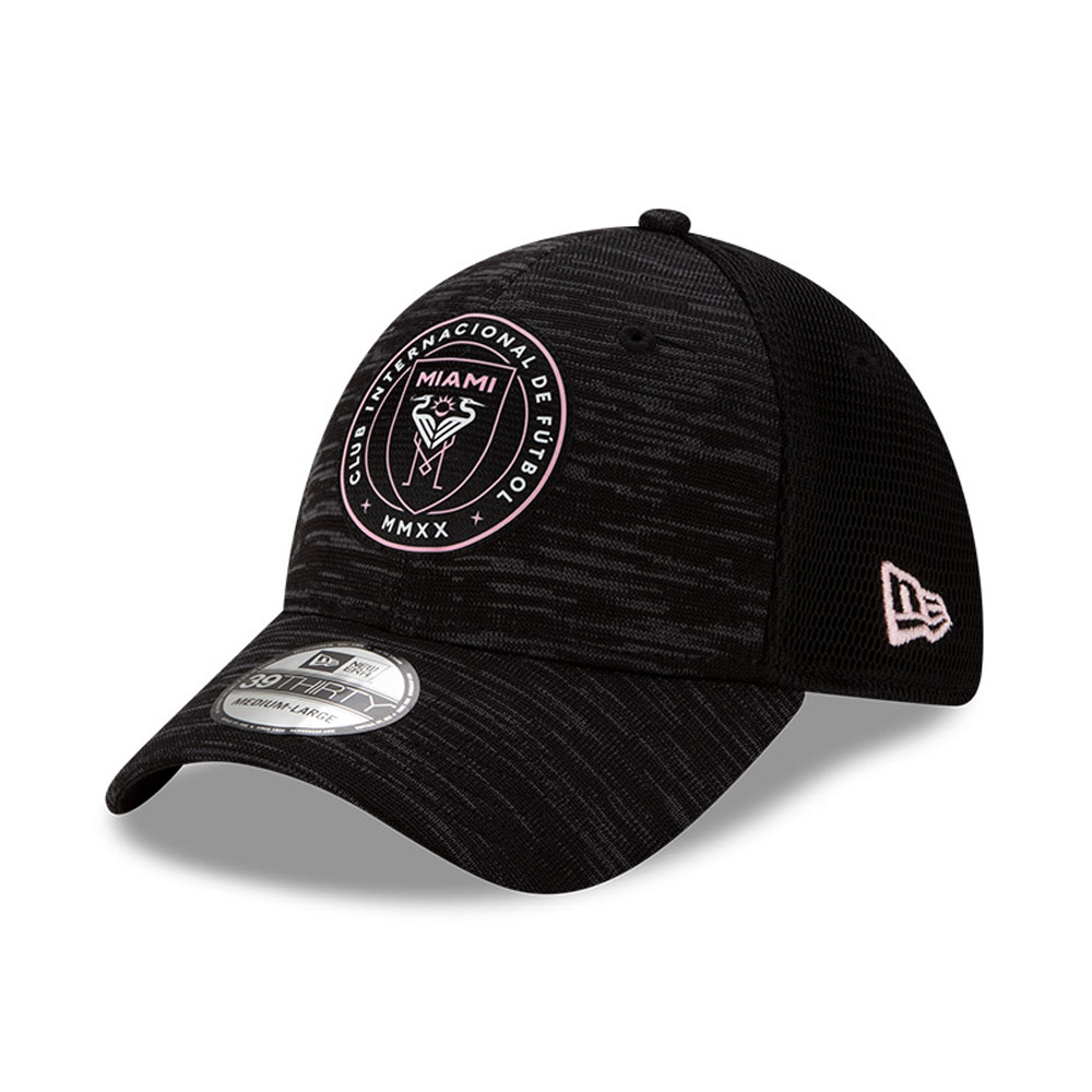 Gorra Inter Miami 39THIRTY, negro