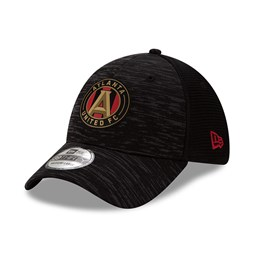 Atlanta United Black 39THIRTY Cap