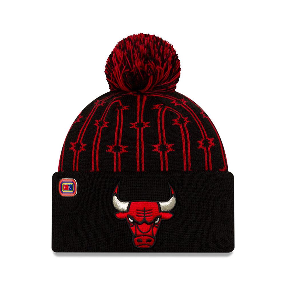 Gorro de punto Chicago Bulls All Star, negro