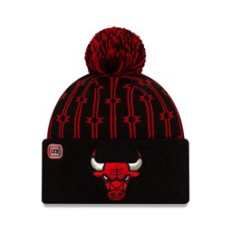 Chicago Bulls Black All Star Knit