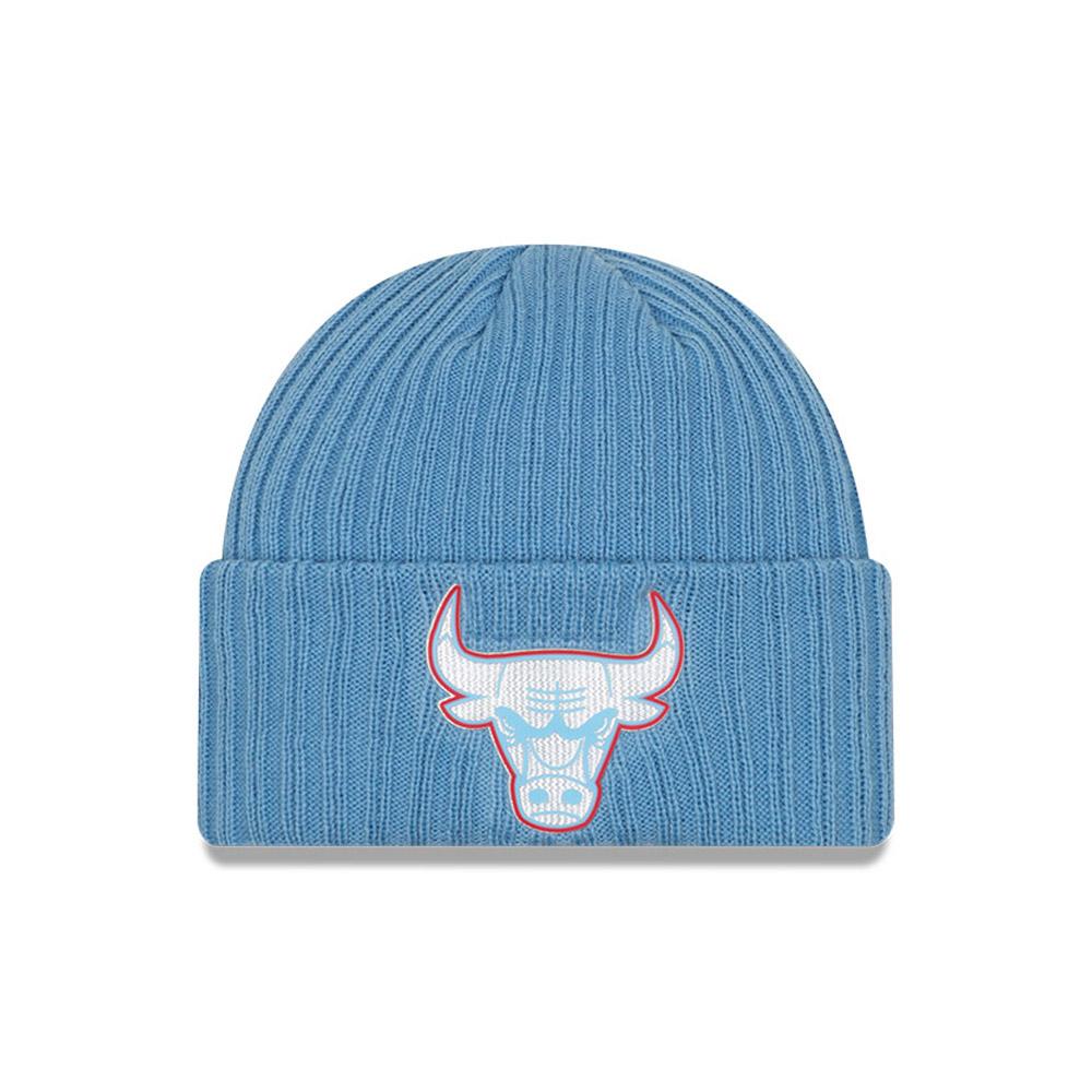 Gorro de punto Chicago Bulls All Star, azul pastel