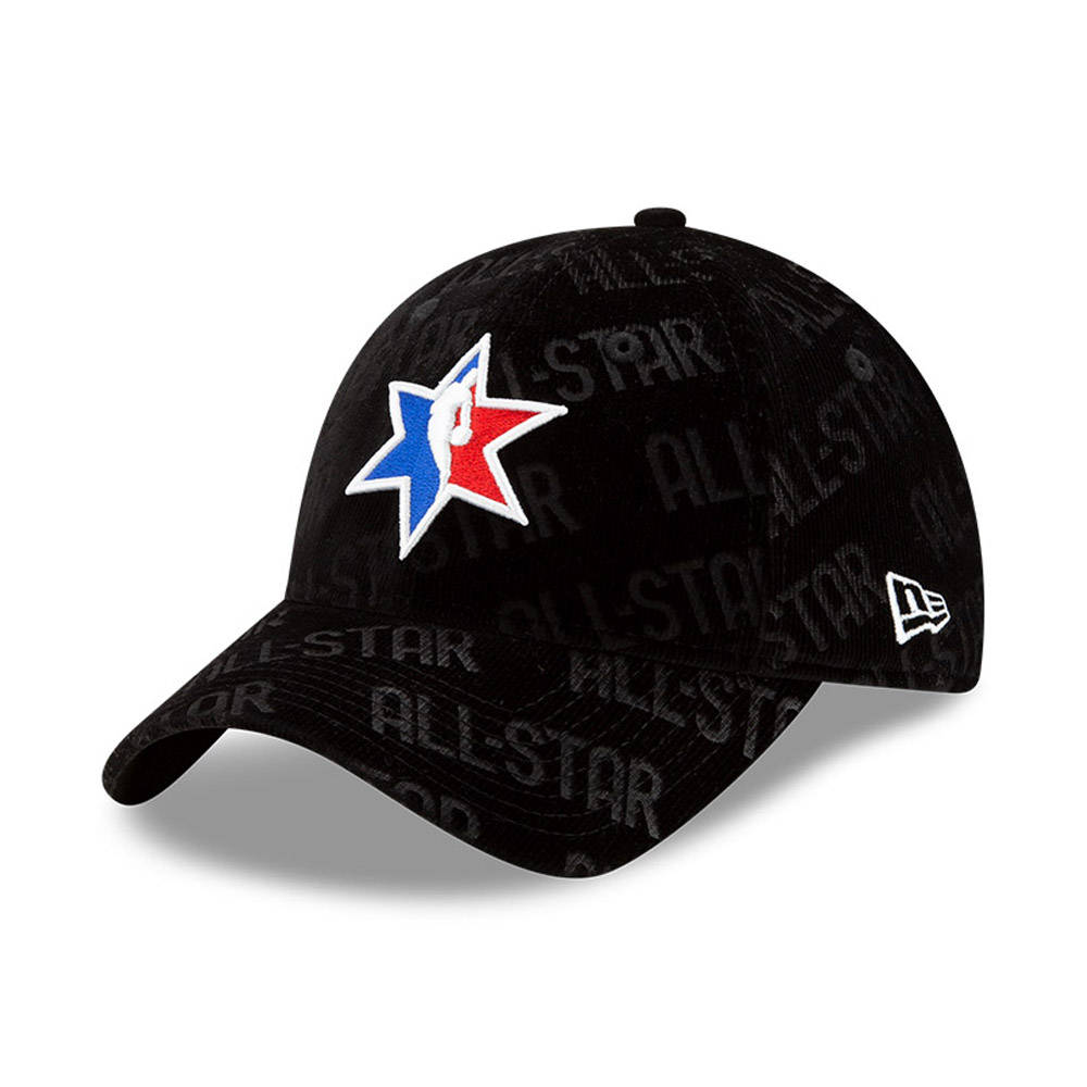NBA All Star Logo Black Casual Classic Cap