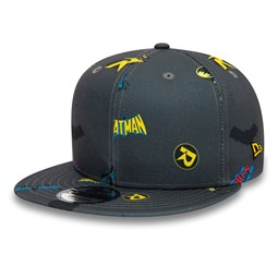 Batman und Robin Power Couple 9FIFTY-Kappe in Grau