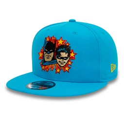 Batman und Robin Power Couple 9FIFTY-Kappe in Blau