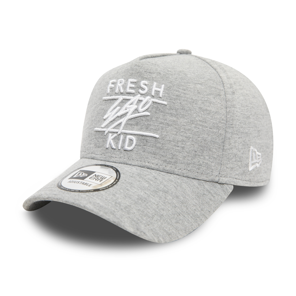 Fresh Ego Kid Jersey Grey Trucker