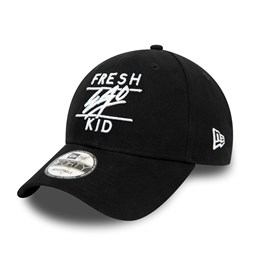 Fresh Ego Kid Brushed Black 9FORTY Cap