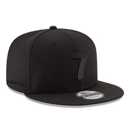 New Era Compound All Black 9FIFTY Cap