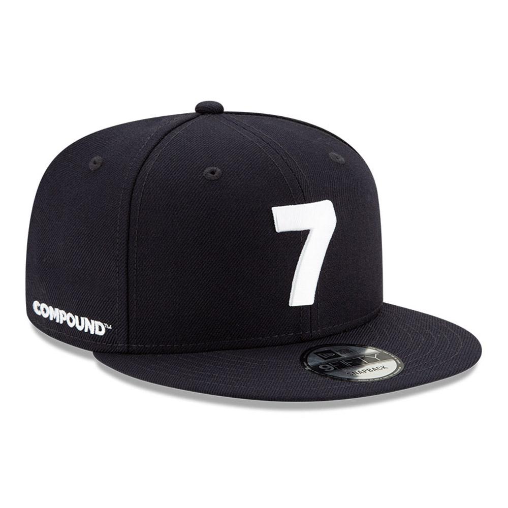 New Era Compound Navy 9FIFTY Cap