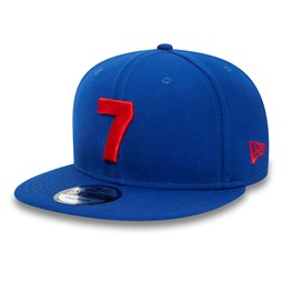 New Era Compound 9FIFTY-Snapback-Kappe in Blau