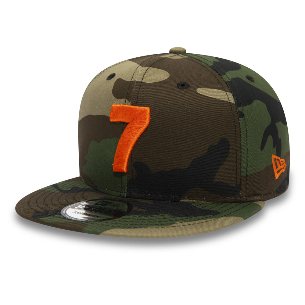 Casquette 9FIFTY camouflage Compound X New Era