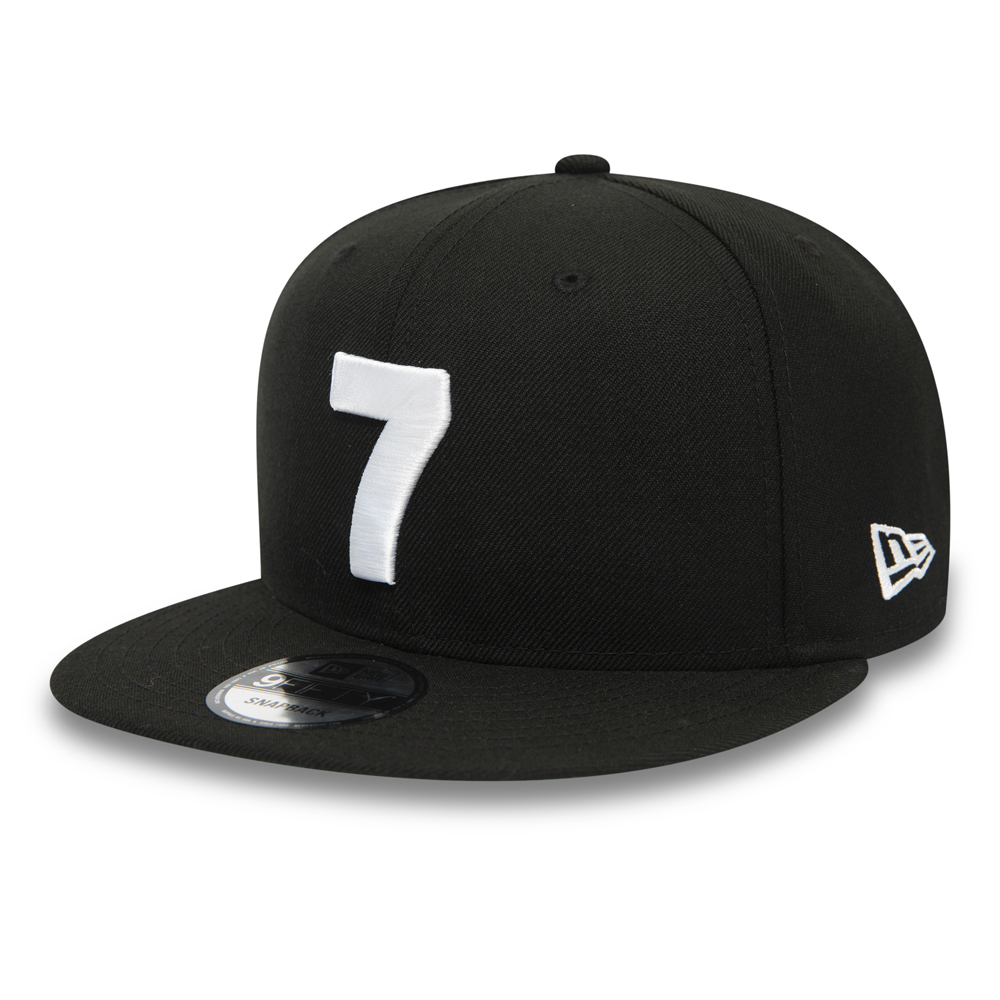 Casquette 9FIFTY noire Compound X New Era