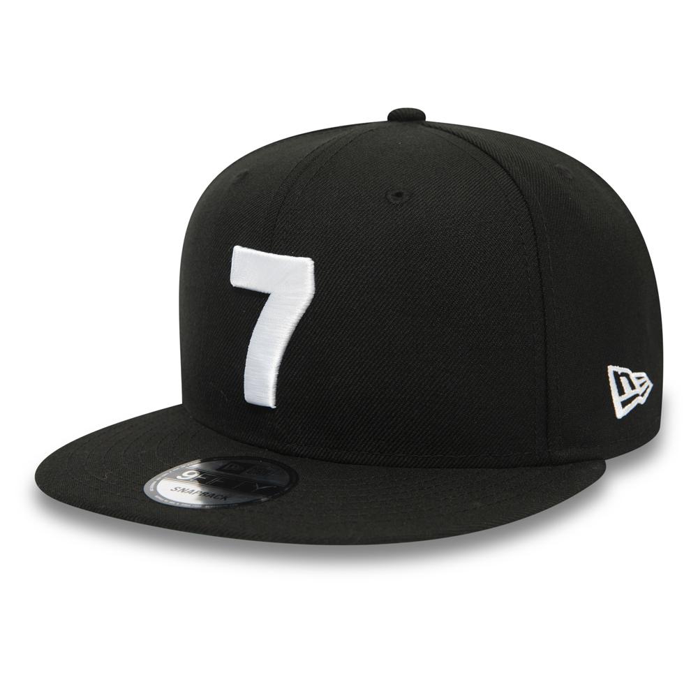 New Era Compound Black 9FIFTY Cap