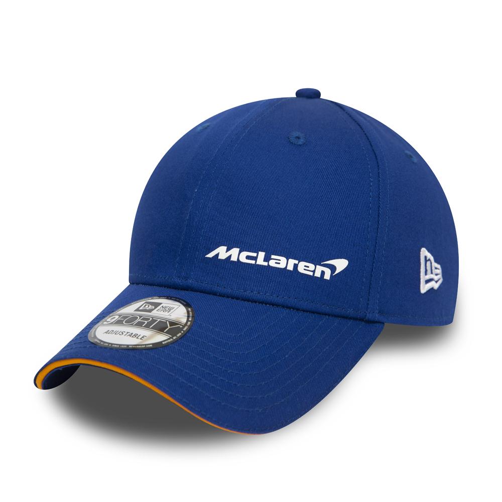 Casquette 9FORTY McLaren Essential bleue
