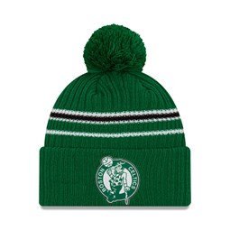 Back Half Beanie der Boston Celtics in Grün