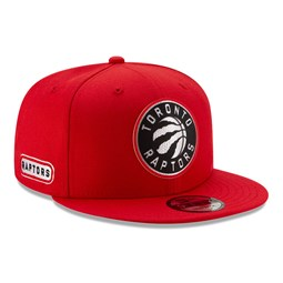 Gorra Toronto Raptors Back Half 9FIFTY