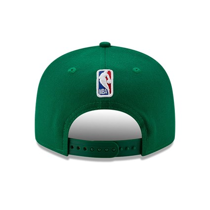 Boston Celtics Back Half Green 9FIFTY Cap