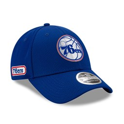 Casquette 9FORTY Back Half Stretch Snap Philadelphia 76ERS bleu