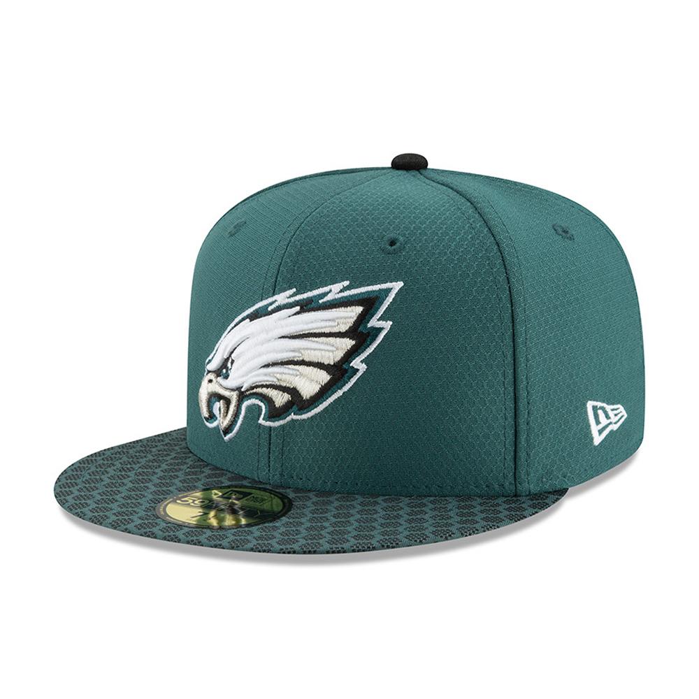 Philadelphia Eagles 2017 Sideline 59FIFTY vert