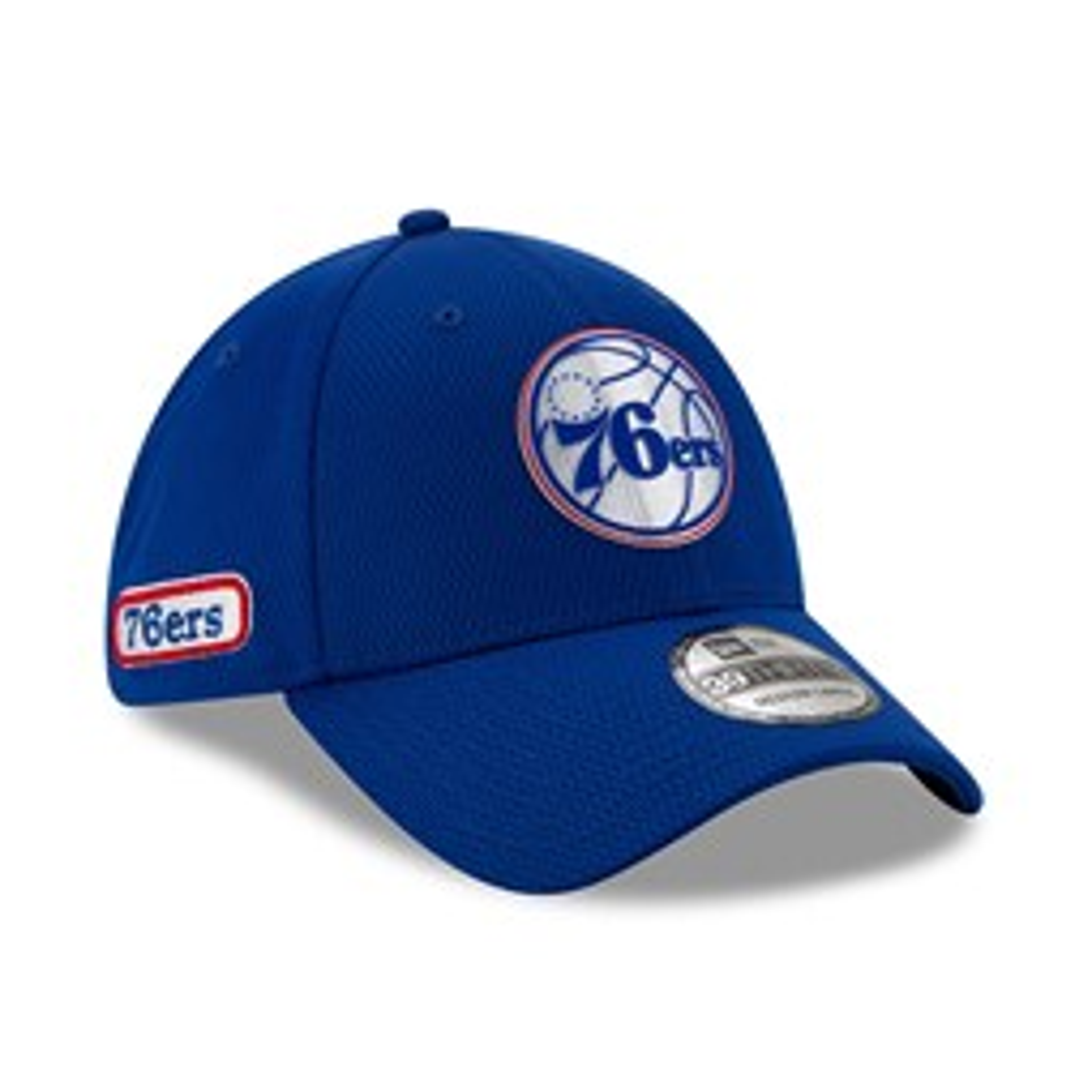 Gorra Philadelphia 76ERS Back Half 39THIRTY, azul