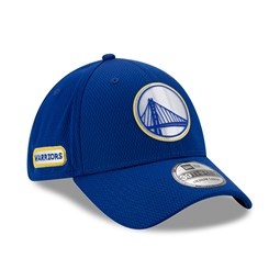 Golden State Warriors Back Half Blue 39THIRTY Cap