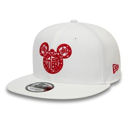 Gorra Mickey Mouse Chinese New Year 9FIFTY, blanco
