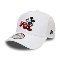 Trucker-Kappe – Chinese New Year – Mickey Mouse – Weiß