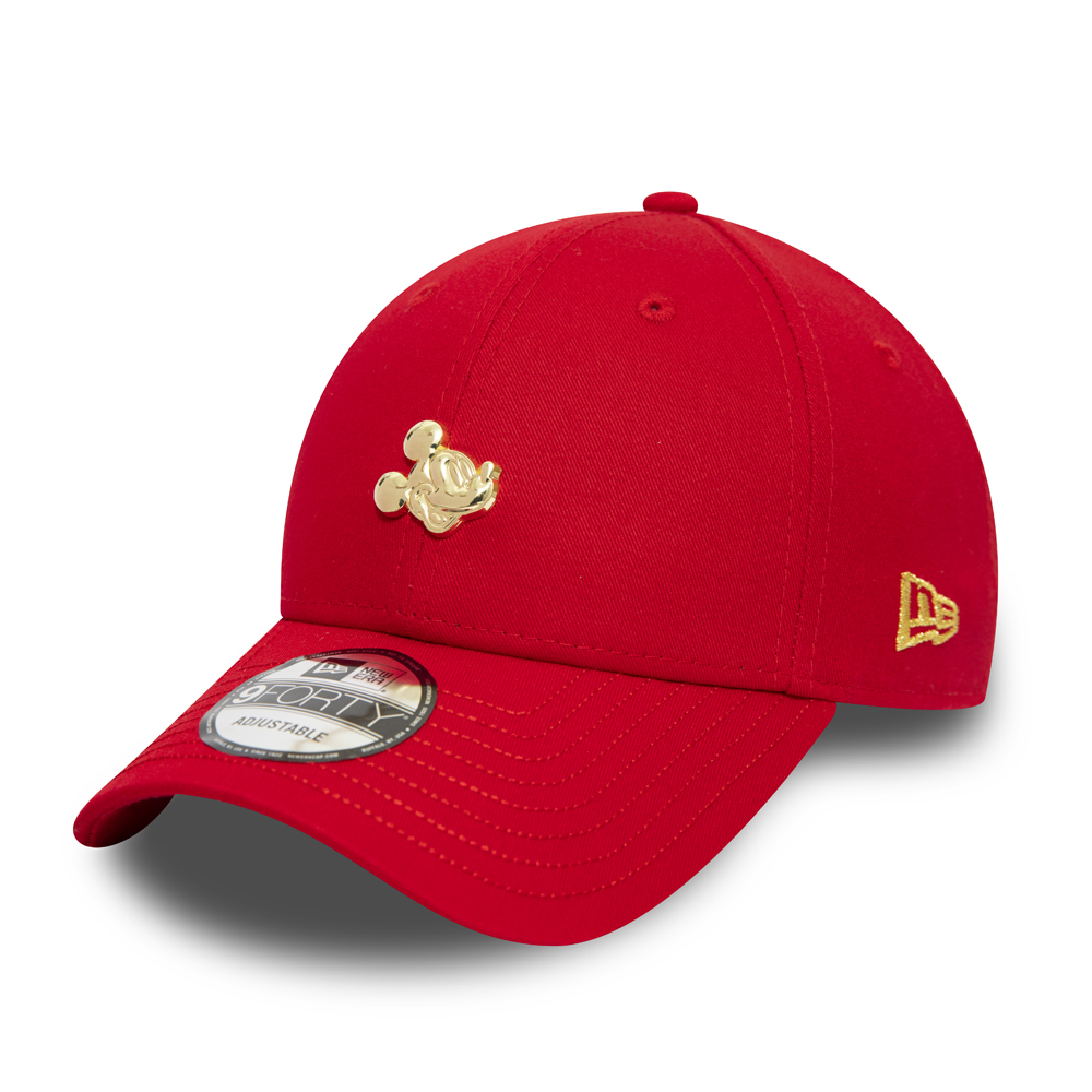 Cappellino 9FORTY Mickey Mouse Chinese New Year rosso