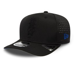 McLaren Shadow Black Stretch Snap 9FIFTY Cap