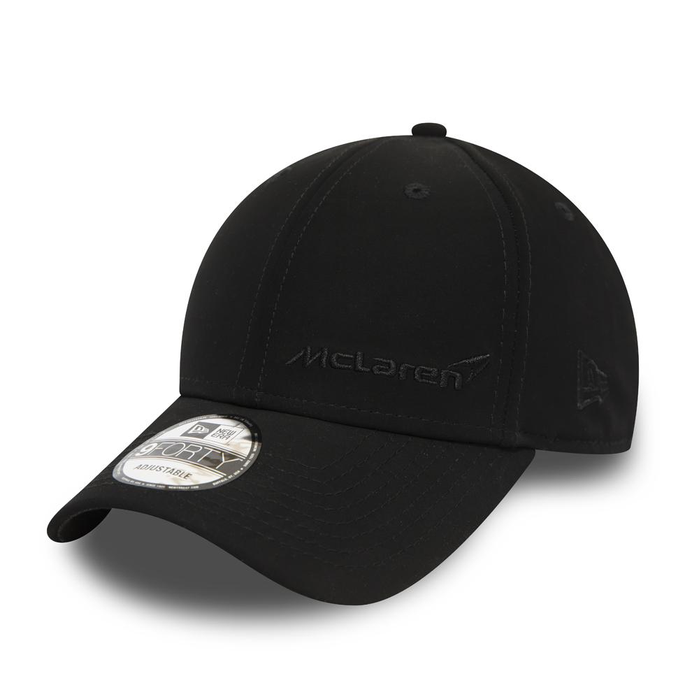 Casquette 9FORTY McLaren noire matte
