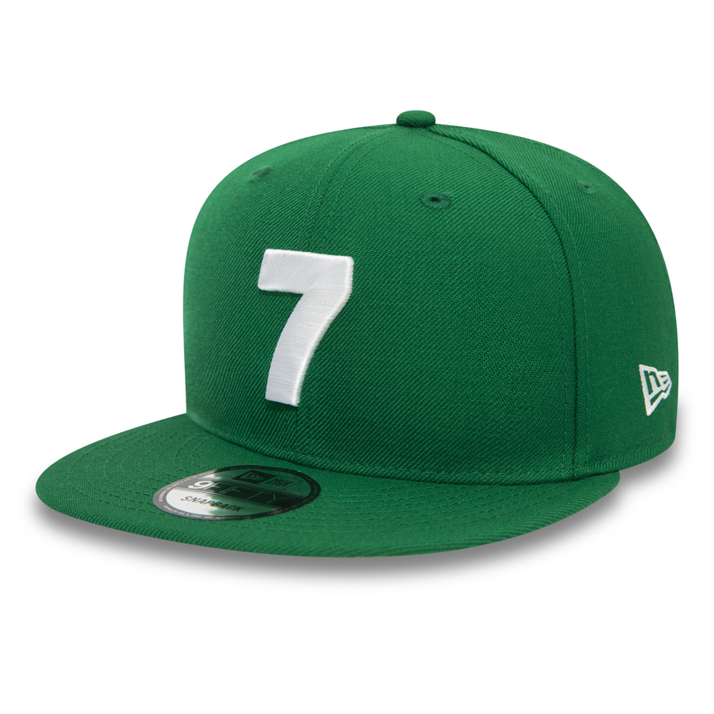 Gorra Boston Celtics Compound 9FIFTY, verde