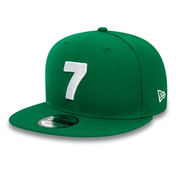 Casquette 9FIFTY verte Compound des Celtics de Boston
