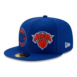 New York Knicks 100 Year Blue 59FIFTY Cap